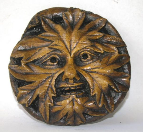 Green Man #2 - Winchester Cathedral